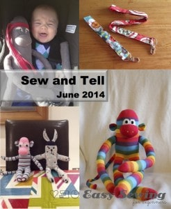 sew and tell featured image june 2014