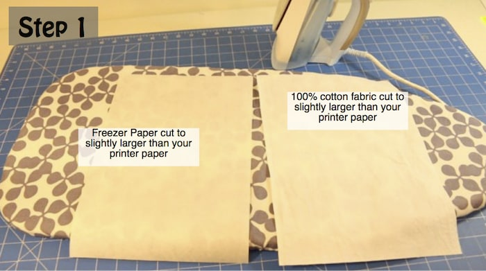 How to Print on Fabric with an Inkjet Printer at Home - Easy