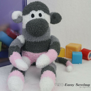 how-to-make-a-sock-monkey-square-no-titles