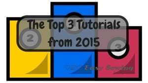 The Top 3 Tutorials for 2015