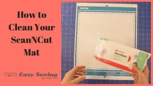 featured image clean scanncut mat