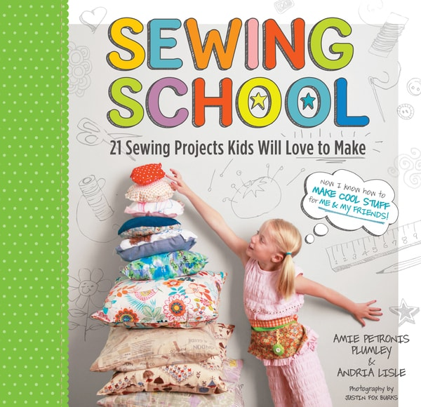 sewing-school book