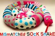 sock-snake