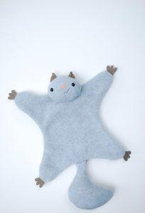 flying squirrel lovey