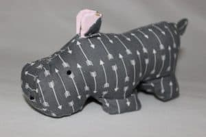 harry the hippo