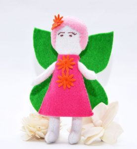 fairy girl pattern