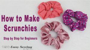 How-to-Make-Scrunchies-DIY-Scrunchie-tutorial
